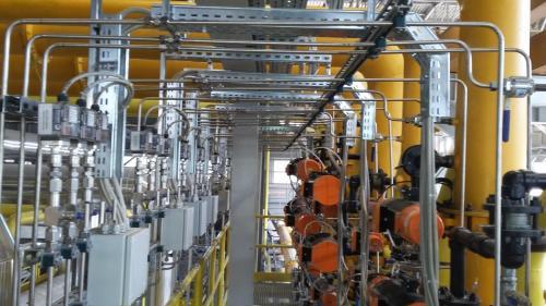 Instalacja AKP