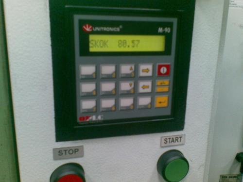 Modernizacja sterowania prasą hydrauliczną
