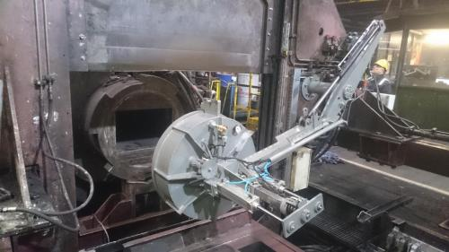 Modernizacja mechanizmu zamykania pokrywy